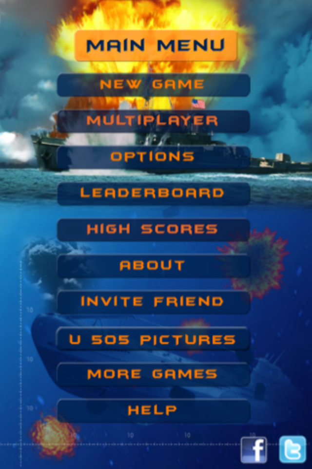 Screenshot U 505 Pro
