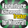 Furniture Builder Guide & Achievement Tracker for Minecraft